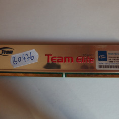 Memorie RAM Team Group 1GB DDR2 PC desktop Team 800MHZ ( 1 GB DDR 2 ) (BO476)