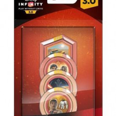 Set Disney Infinity 3.0 The Force Awakens Power Disc Pack - Figurina Desene animate