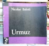 Urmuz  / Nicolae Balota