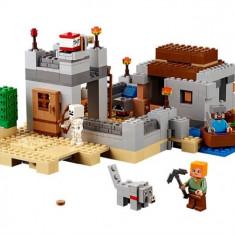 Avanpostul Din Desert - LEGO Minecraft