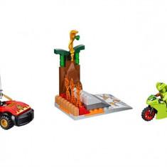 Confruntarea Cu Sarpele - LEGO Juniors