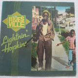 Lightnin' Hopkins ‎– Blues Ville _ vinyl(LP,album) Germania
