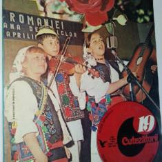 Revista CUTEZATORII Nr. 19 / 1979 - Nr. 606