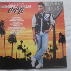 Various – Beverly Hills Cop II : soundtrack _ vinyl(LP) Germania - Muzica soundtrack Altele, VINIL
