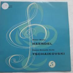 Tschaikovski - Water Music/Casse-Noisette _ vinyl(LP) SUA, VINIL, Columbia