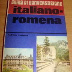 Ghid de conversatie italian - roman / guida di conversazione italiano - romena