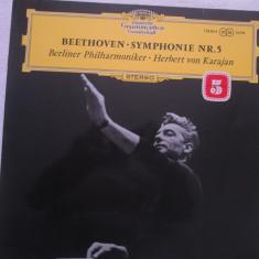 Beethoven - Symphonie Nr.5 _ vinyl(LP) Germania - Muzica Clasica Altele, VINIL
