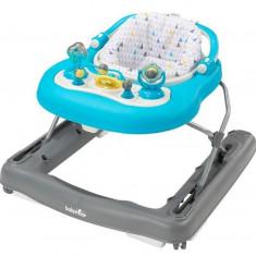 Babymoov – A040007 Premergator Walker 2 In 1 Petrole, 0-6 luni, Albastru