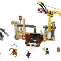 Alaturarea Super Malefica De Forte Dintre Rhino Si Sandman - LEGO Super Heroes