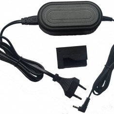 Alimentator AC Adapter tip Canon ACK-E10 ACK E10 pt Canon EOS 1100D 1200D 1300D