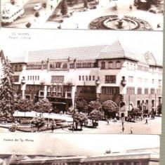 Lot carti postale Targu Mures, Circulata, Fotografie, Romania de la 1950