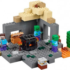 Temnita - LEGO Minecraft