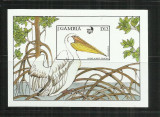 F 261  -  PASARI    - GAMBIA  -   BLOC NESTAMPILAT