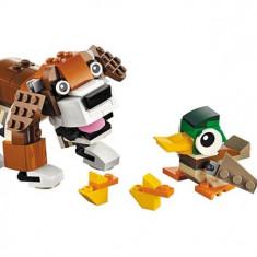Animale Din Parc - LEGO Creator