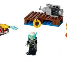 LEGO City Set De Pompieri Pentru Incepatori - 60106