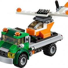 Transportor De Elicopter - LEGO Creator