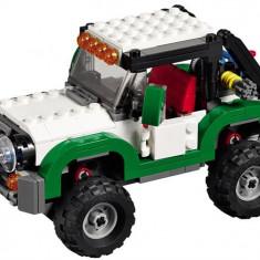 Vehicule Pentru Aventuri - LEGO Creator
