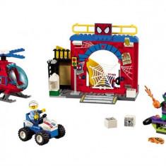 Ascunzisul Lui Spider-Man™ - LEGO Juniors