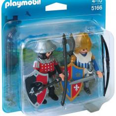 Set 2 Figurine - Cavaleri Playmobil