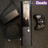 XBOX 360 Slim E 320GB Modat RGH Complet (FIFA 17,  GTA5, Minecraft) (XBOX360)