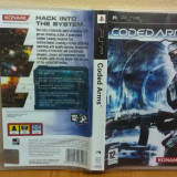 Coded Arms (PSP)   (ALVio) + sute de jocuri psp