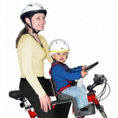 Set Scaun De Bicicleta Cu Bara Suplimentara Weeride - Accesoriu Bicicleta