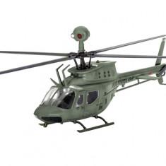 Macheta Elicopter Bell Oh-58D Kiowa - Revell 04938 - Aeromodelism