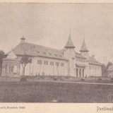 BUCURESTI, EXPOZITIA GENERALA ROMANA 1906, PAVILIONUL AGRICULTUREI - Carte Postala Muntenia 1904-1918, Circulata, Printata