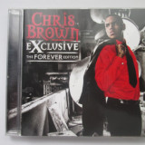 Chris Brown ‎– Exclusive The Forever Edition _ CD UK