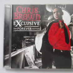 Chris Brown – Exclusive The Forever Edition _ CD UK - Muzica R&B Altele