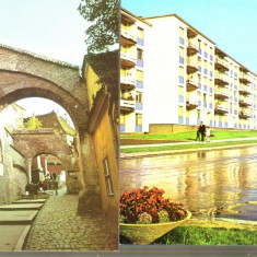 Lot carti postale Sibiu - Carte postala tematica, Necirculata, Fotografie