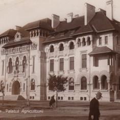 BRAILA, PALATUL AGRICULTURII, FOTO UNION - Carte Postala Muntenia dupa 1918, Necirculata, Fotografie