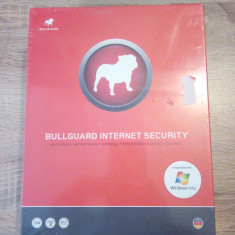 Antivirus Bullguard Internet Security