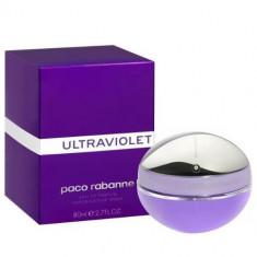PARFUM PACO RABANNE ULTRAVIOLET 80 ML --SUPER PRET, SUPER CALITATE! - Parfum femeie Paco Rabanne, Apa de parfum