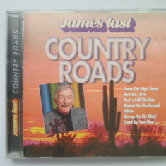 James Last - Country Roads _ cd Germania - Muzica Country Altele
