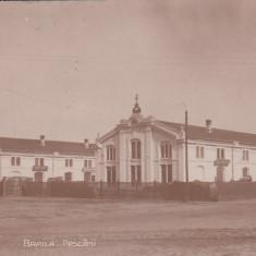 BRAILA ... PESCARII, CIRCULATA MAI 1935, FOTO UNION - Carte Postala Muntenia dupa 1918, Fotografie