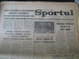 Ziarul Sportul-24 ianuarie 1973-Poli Timisoara munceste pentru promovarea in A
