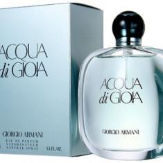 PARFUM ARMANI ACQUA DI GIOIA 100 ML ---SUPER PRET, SUPER CALITATE! - Parfum femeie Armani, Apa de parfum