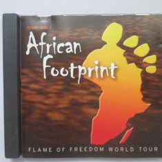 Various - Richard Loring's African Footprint _ cd, album _ Muzica Populara Altele