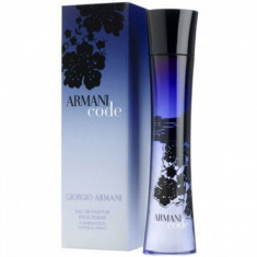 PARFUM ARMANI CODE 100 ML ---SUPER PRET, SUPER CALITATE! - Parfum femeie Armani, Apa de parfum