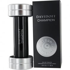 PARFUM DAVIDOFF CHAMPION 90 ML --SUPER PRET, SUPER CALITATE! - Parfum barbati Davidoff, Apa de toaleta