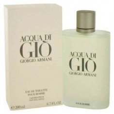 PARFUM ACQUA DI GIO 200 ML --SUPER PRET, SUPER CALITATE! - Parfum barbati Armani, Apa de toaleta