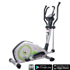 Bicicleta eliptica inSPORTline inCondi ET60i - Bicicleta fitness inSPORTline, Max. 120