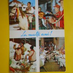 HOPCT 16745 LA MULTI ANI ! COLINDATORI TRADITIONALI ! [NECIRCULATA]