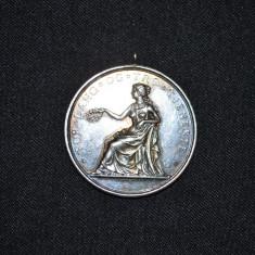 MEDALIE - ARGINT 999 - NORVEGIA -The Medal For Long And Faithfull Service -1970!, Europa