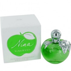 PARFUM NINA RICCI MAR VERDE 80 ML --SUPER PRET, SUPER CALITATE! - Parfum femeie Nina Ricci, Apa de toaleta