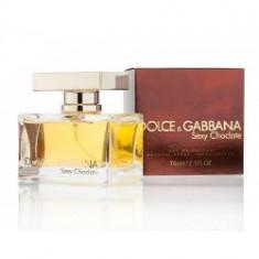 PARFUM D&G SEXY CHOCHOLATE 75 ML ---SUPER PRET, SUPER CALITATE! - Parfum femeie Dolce & Gabbana