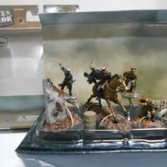 Set soldati + minidiorama RUSSIAN COSSACK FORCES OF VALOR 1:72