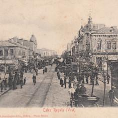 BRAILA, CALEA REGALA ( VEST) - Carte Postala Muntenia pana la 1904, Necirculata, Printata