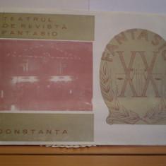 REVISTA ANIVERSARA A 20 DE ANI DE LA INFINTAREA TEATRULUI FANTAZIO- CONSTANTA - Revista vintage